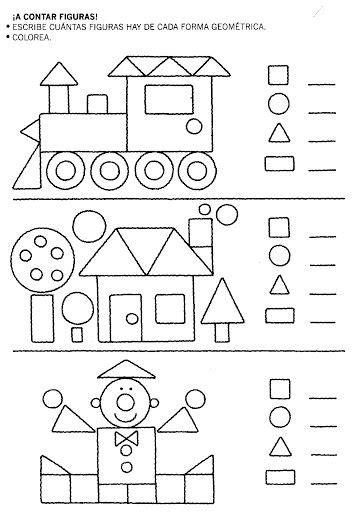 figuras geometricas kinder pin de carolina velez lopez en educacion con imaginaci 243 n