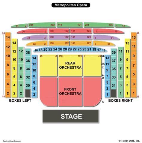 met opera seating chart detailed wwwmicrofinanceindiaorg