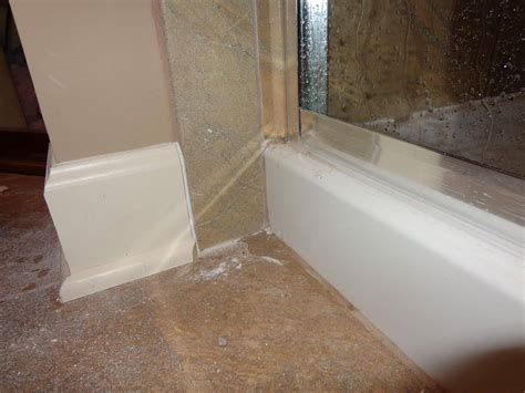 Leaking Shower Door Why New Construction Houses Need To Be Inspected By Home Inspectors Startribune
