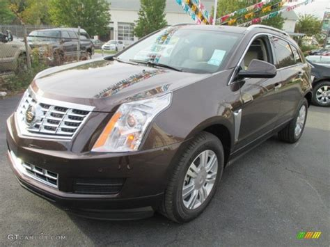 2015 cocoa bronze metallic cadillac srx luxury awd 101164371 photo 5 gtcarlot car