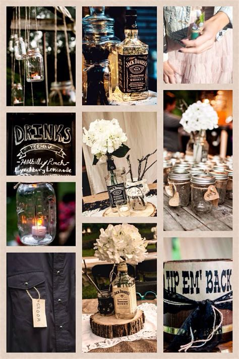 Friday 13th Decorations by Rustic Themed Wedding Mjd Friday The 13th