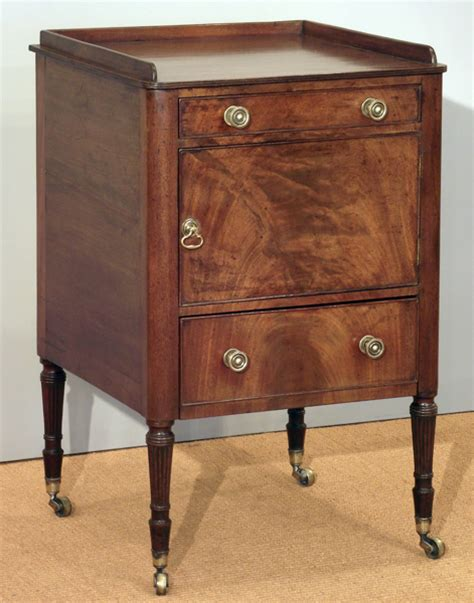 Antique Commode Cabinet by Antique Mahogany Bedside Cabinet Antique Nightstand