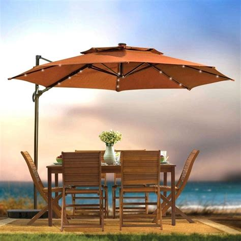 Best Patio Umbrella by Best Large Patio Umbrellas Ideas