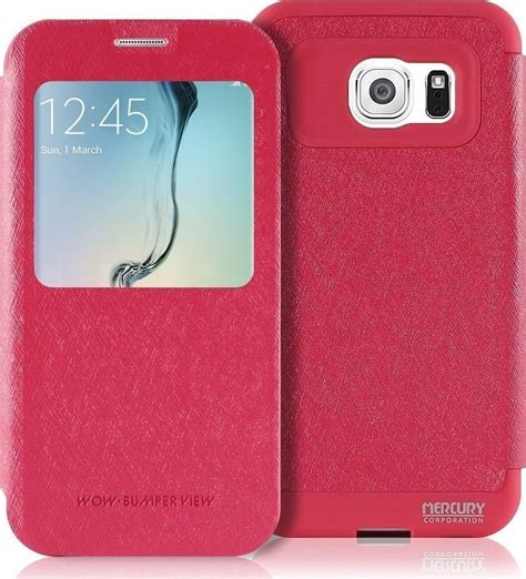 Mercury Wow Bumper Iphone 5g Pink mercury wow bumper view pink galaxy s7 edge skroutz gr