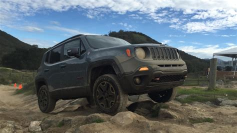 Jeep Renegade News 2015 Jeep Renegade Capable Competent And Compact