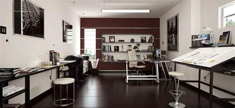 how to design home office 40 modern home office that will give your room sleek
