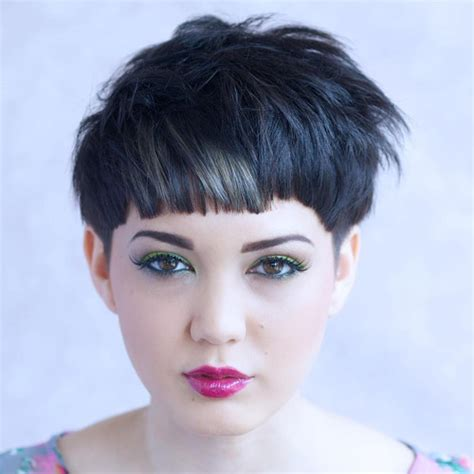 choppy pixie haircuts 20 stunning looks with pixie cut for round face