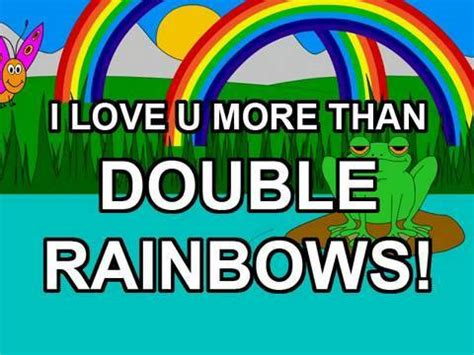 Enjoy More Than by I You More Than Rainbows