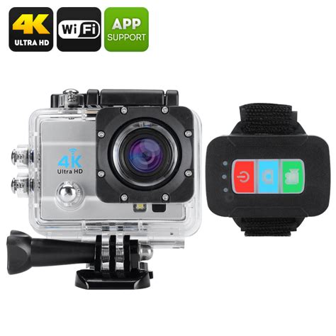 T4shops Q3h 2 Ultra Hd Wifi Silver wholesale q3h wi fi waterproof sports from china