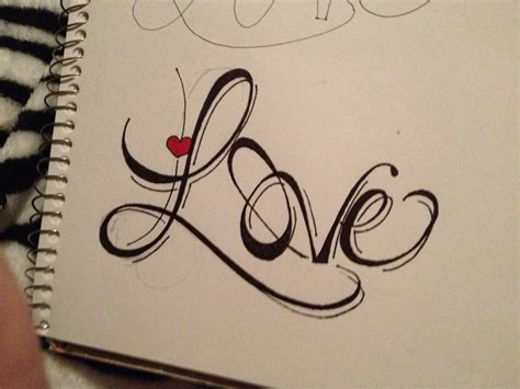 images of love for drawing tattoo drawing of quot love quot love pinterest tattoo