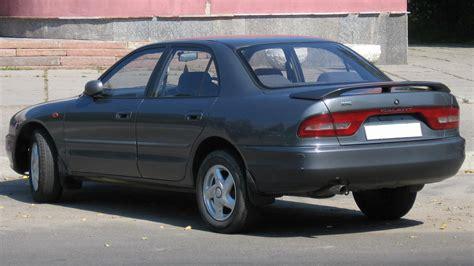 Front Corner L Mitsubishi Galant 1993 Limited mitsubishi galant