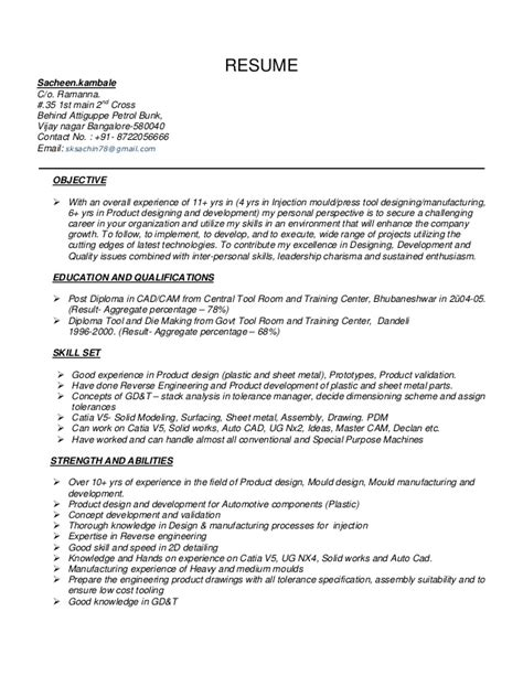 automobile service engineer resume format 28 images dr