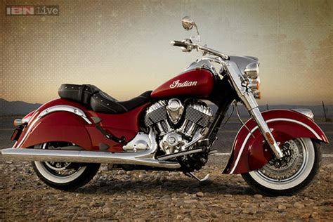 Iconic bikes: Indian Chief Classic, Chief Vintage