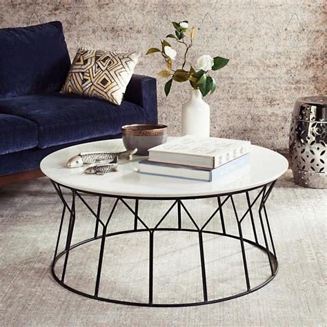 Retro White Coffee Table Safavieh Deion Retro Mid Century Lacquer White Coffee Table Fox4259b The Home Depot