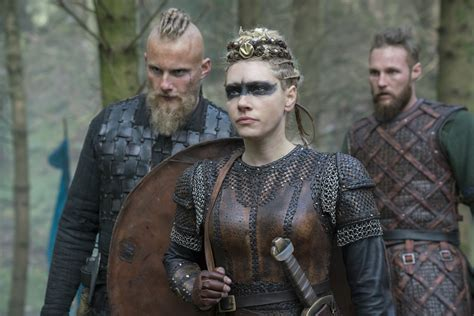 vikings season  episode  review moments  vision