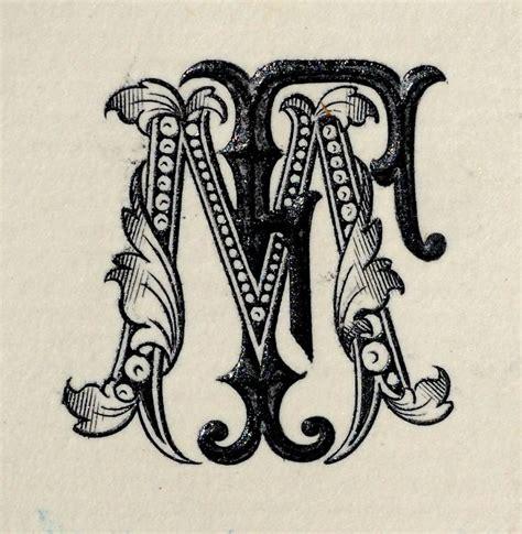 alphabet tattoo monogram 13 best tattoo ideas images on pinterest initials