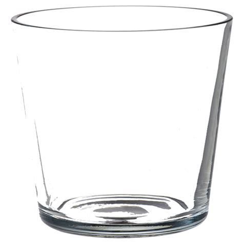 topf aus glas glass plant pot transparent image