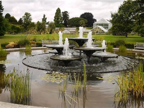 Botanic Garden Cambridge Cambridge Botanic Garden