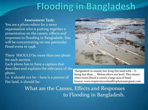 powerpoint tutorial pdf in bangla ppt flooding in bangladesh powerpoint presentation id