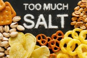 health tips take control of your daily sodium intake global healing center