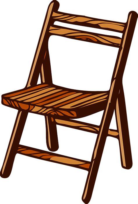 stuhl png kostenlose vektorgrafik stuhl holz falten m 246 bel sitz