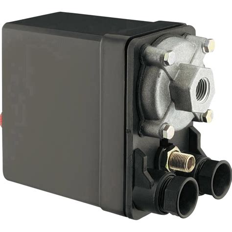 Einhell Hauswasserwerk Druckschalter Einstellen by Druckschalter Kompressor 4 Bar Preisvergleich Die Besten