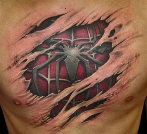 i ve seen nice tattoos before but when i saw these 3d