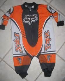 Fox motocross baby clothes
