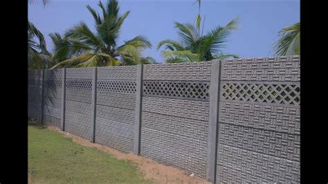 precast boundary walls chennai  rs youtube