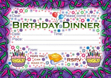 dinner invitations uk birthday dinner invitation rooftop post printables