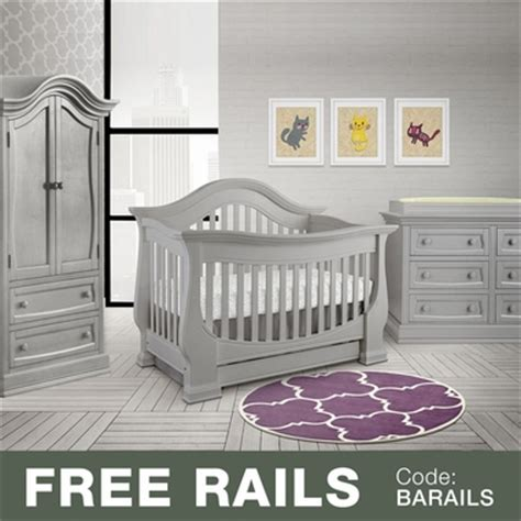Baby Appleseed Davenport Crib Baby Appleseed Davenport 3 Nursery Set 3 In 1 Convertible Crib Dresser And