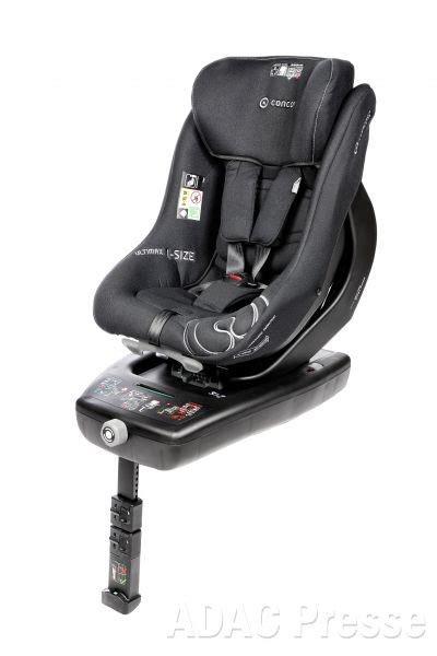 Kindersitz Auto Unfall by Kindersitztest Eine Sitzschale Zerbricht Beim