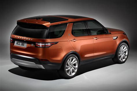 land rover discoery premier coup d œil land rover discovery 2017 motor