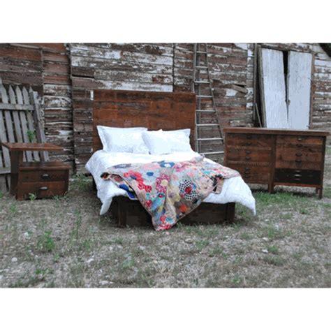 reclaimed wood bedroom set saratoga reclaimed barnwood bedroom set
