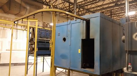 powder coating with infrared l powder coat coating system 2 stage washer infrared oven