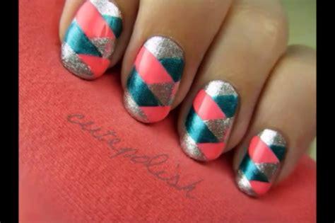 easy nail art cutepolish super cute easy nail designs by cutepolish kennedy s
