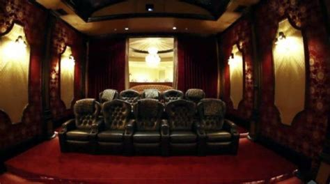 most high tech house the 15 most high tech home theaters of all time