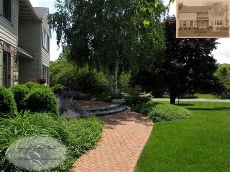 landscaping ideas for front yard sidewalk pdf