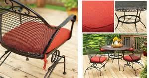 walmart com better homes and gardens 5 piece patio dining