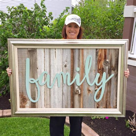 how to make home decor signs reclaimed wood signs start at home decor