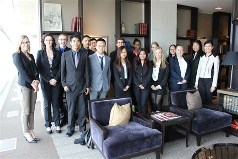 Mba In Tourism Management In Canada by Hac Student Association Tours Three Toronto Hotels