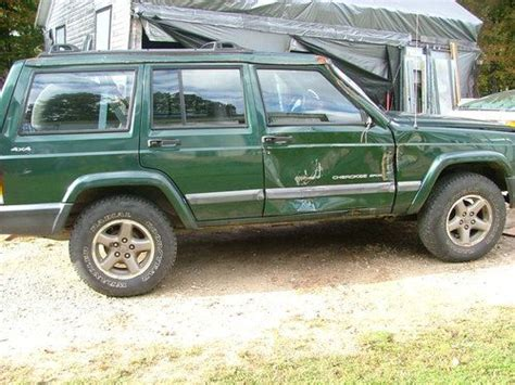 2001 Jeep Sport Parts Buy Used 2001 Jeep Sport Utility 4 Door 4 0l
