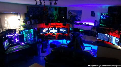 great gaming cave battlestation 2013 cave cave cave and caves
