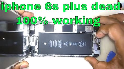 iphone   dead fix  ic replace  working youtube