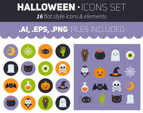 design icons in illustrator how to create a set of halloween icons in adobe