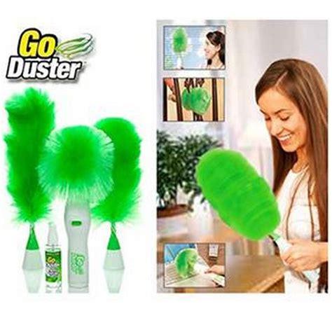 Kemoceng Listrik Go Duster go duster cleaner kemoceng pembersih debu elektrik sulak plastik alat elevenia