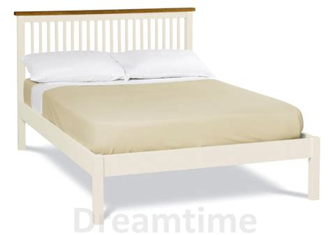 Ivory Bed Frame Bentley Designs Atlanta Ivory Bedframe Low Foot End