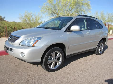 2006 lexus jeep 2006 lexus rx 400h all wheel drive lexus colors