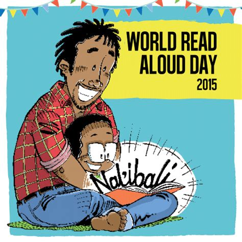new year story read aloud celebrate world read aloud day with nal ibali and gcina