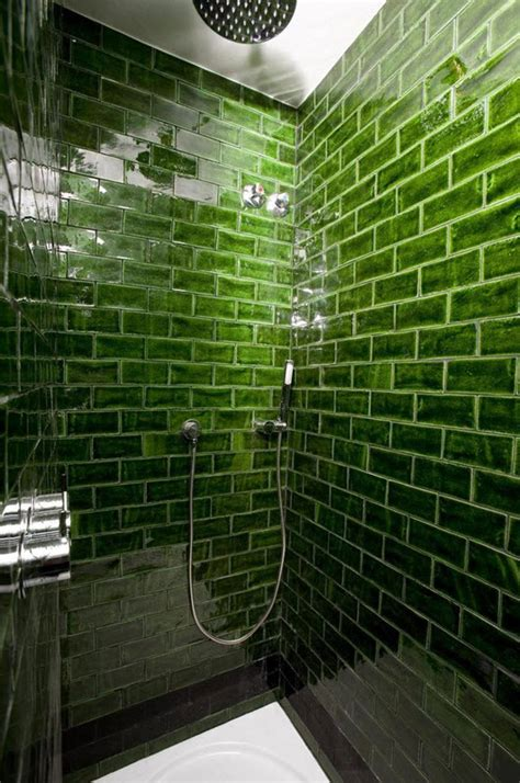 green tile bathroom ideas 40 green bathroom tile ideas and pictures